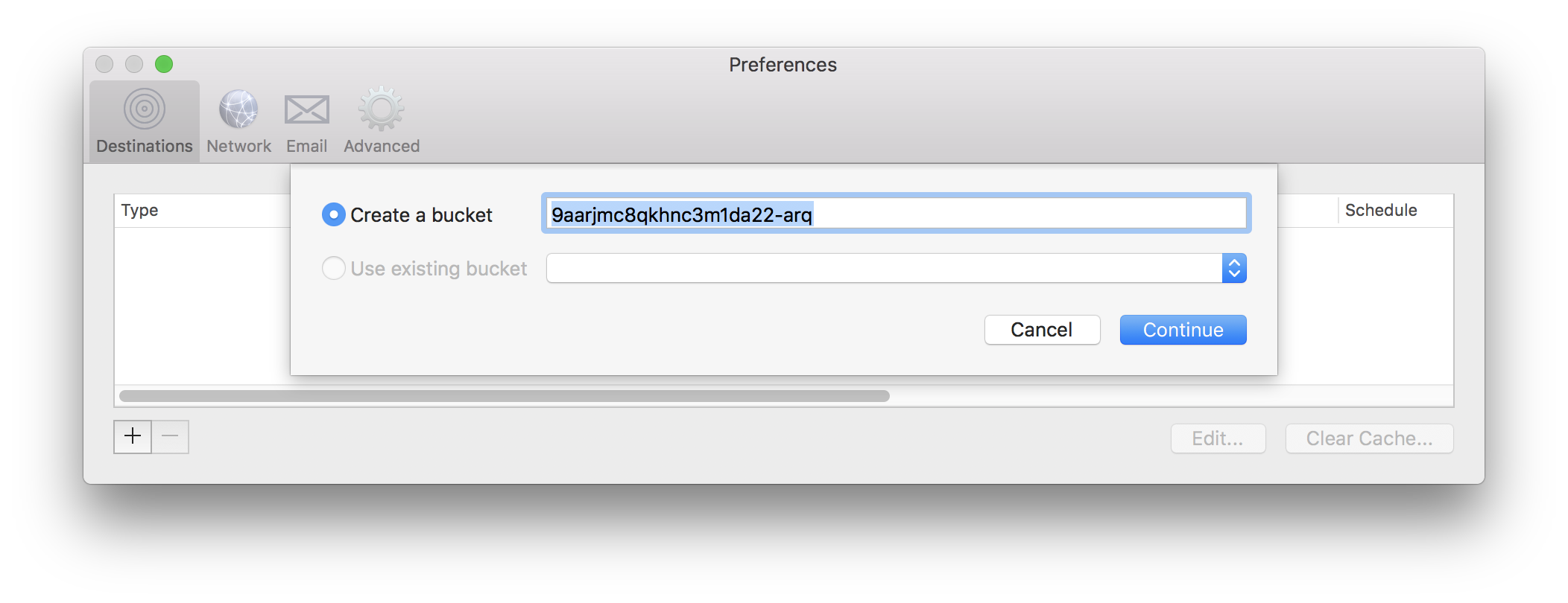Backup to Synology NAS using Minio and Arq - Arq Backup Blog : Arq